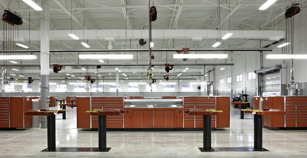 Alamo Toyota San Antonio Leonard Contracting Inc